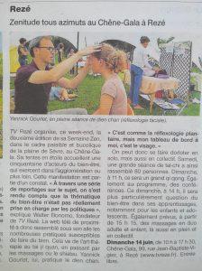Yannick Gourlet - Réflexologie faciale - Dien Chan