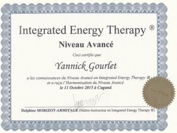 Certificat IET Niveau Avancé